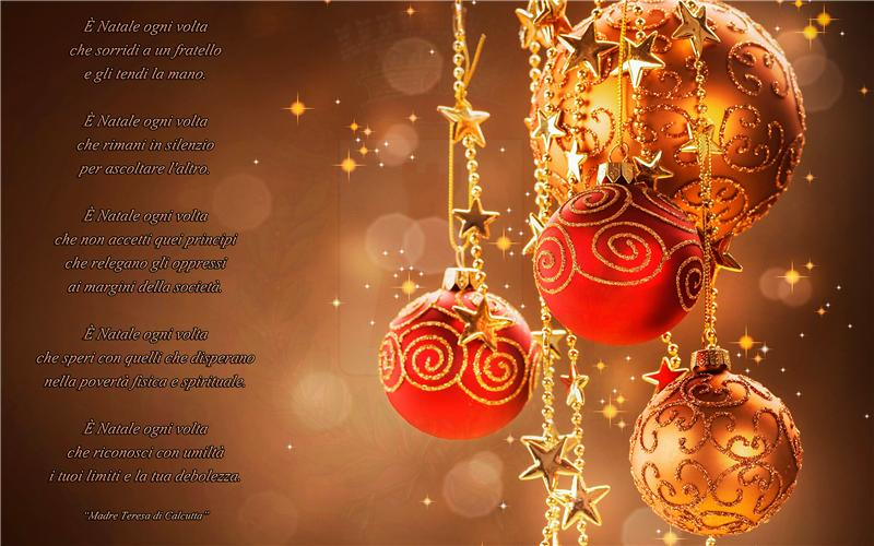 Auguri Di Buon Natale E Felice 2016 Ai Sostegnesi